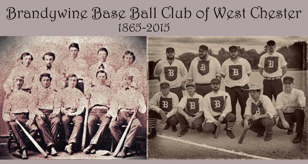Brandywine Vintage Base Ball Club of West Chester, PA | Vintage Base