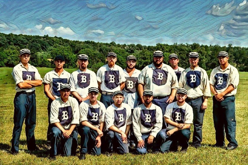 Brandywine Vintage Base Ball Club of West Chester, PA